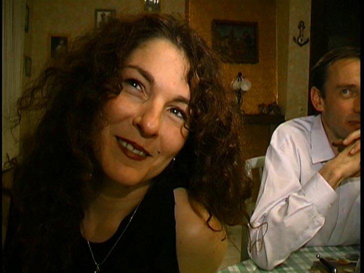 Laurence, rousse débauchée offerte par son mec