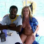 Carole, voyage dans la Caraïbe pour baiser des blacks