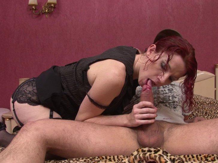 Putain de rousse sexy