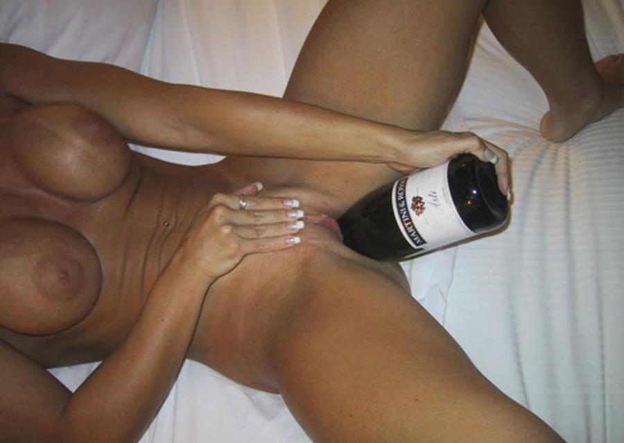 Orgasme de bouteille