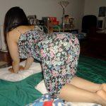 Lucie, femme au foyer, de Troyes, offerte à des saloperies anales