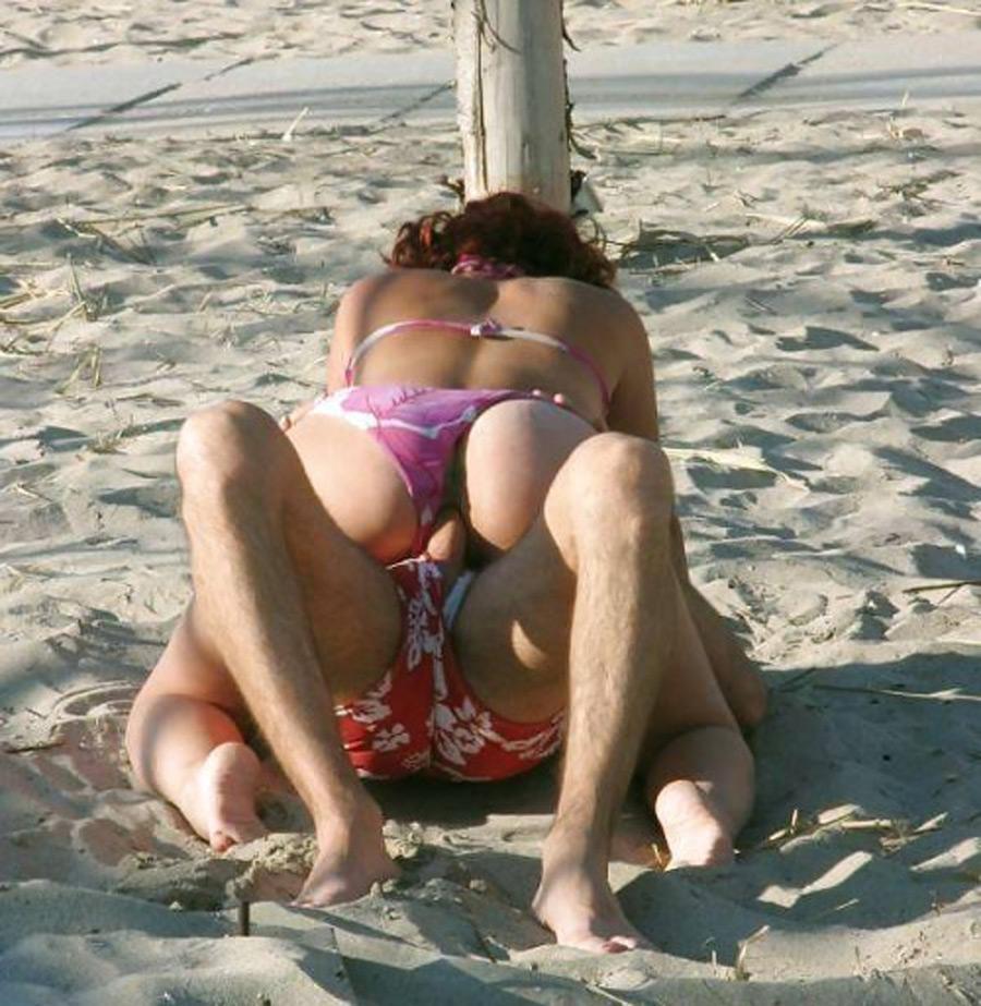 salope ala plage bourgeoise baiser