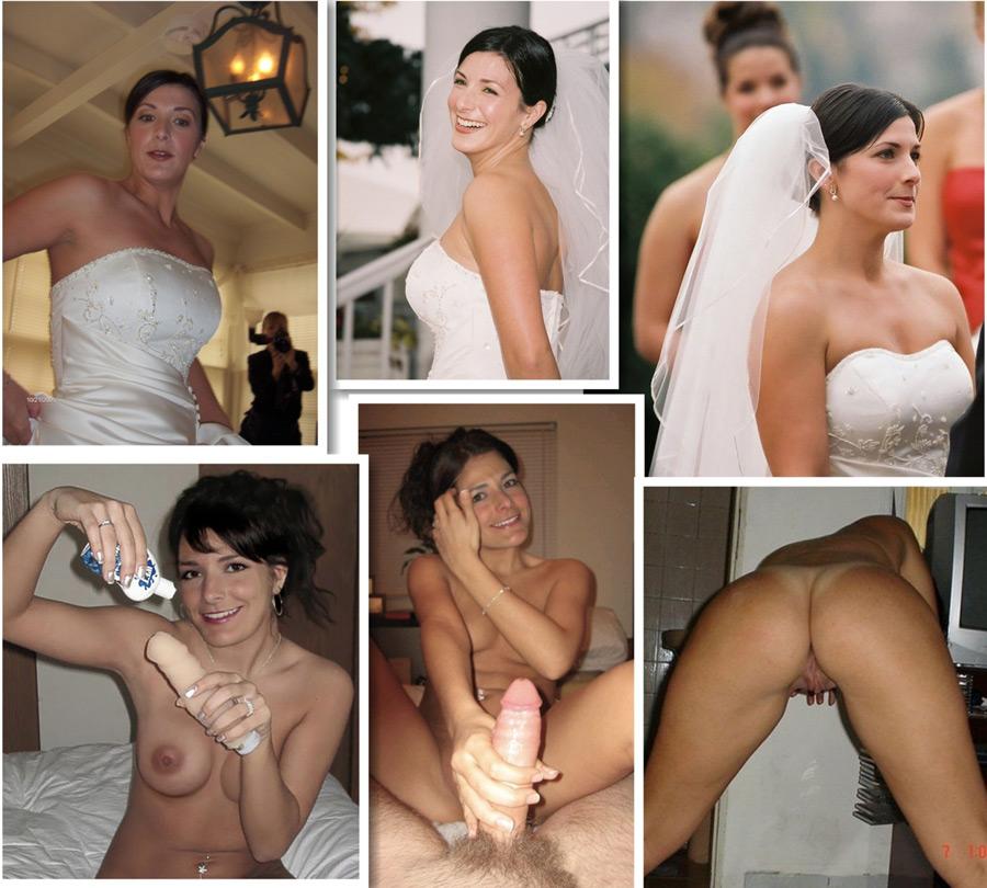 Photos intimes d'une femme mariée chaude