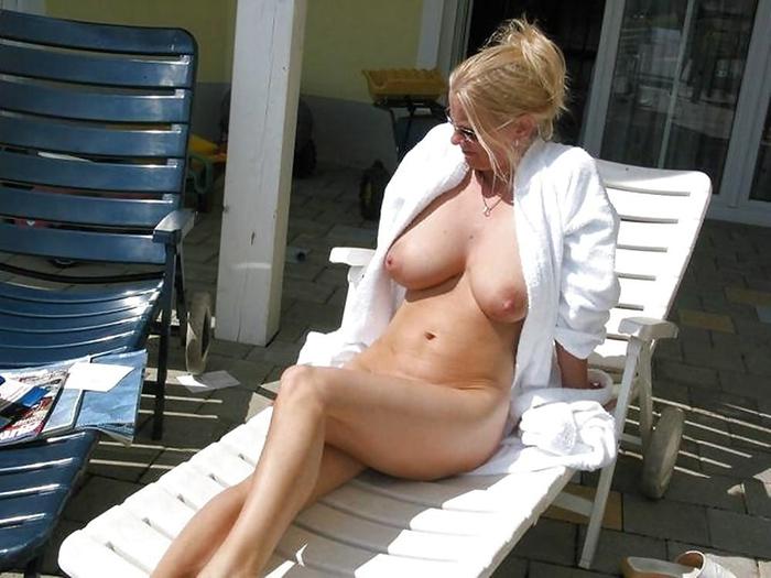 Béatrice femme enceinte nue 19