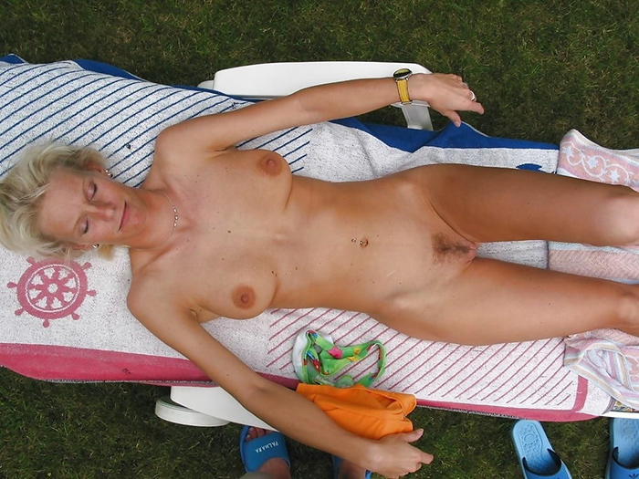 Béatrice femme enceinte nue 22