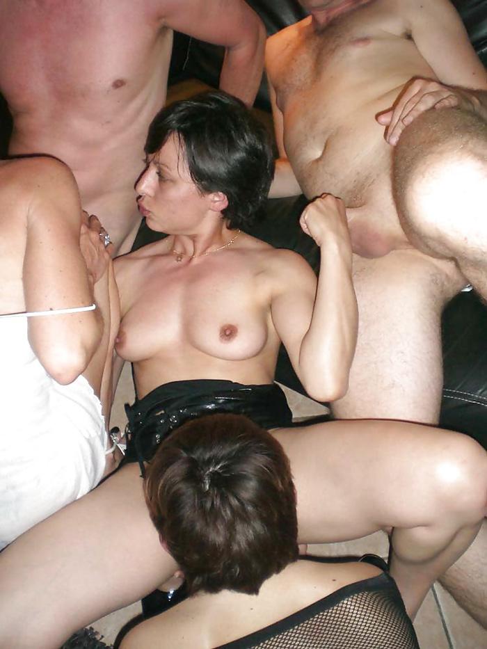 Cécile orgies libertines 11