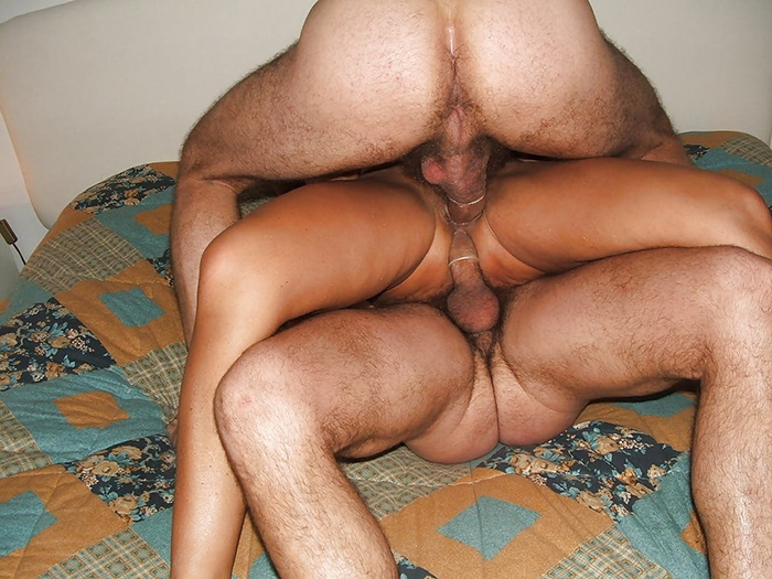 Threesome Armelle, salope chienne 19