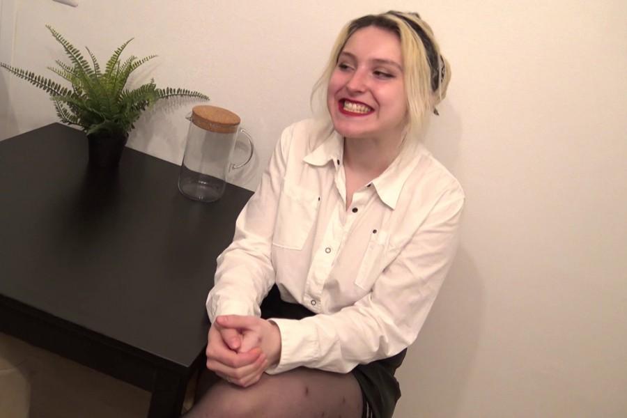 Casting porno étudiante parisienne 1