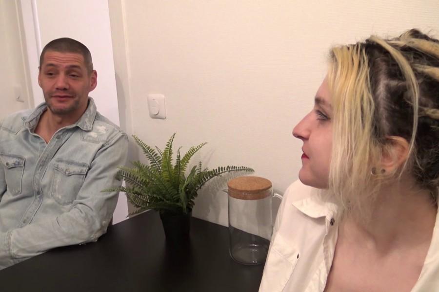 Casting porno étudiante parisienne 2