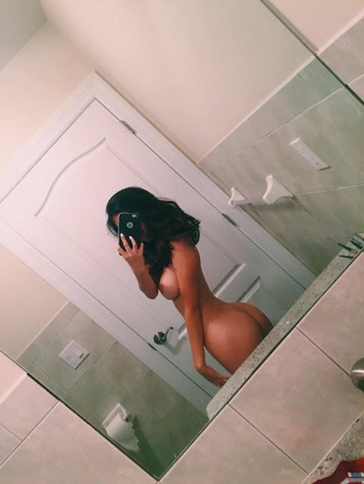 Rawad libanaise super gaulée Nude 1